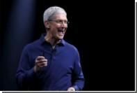 Главу Apple обязали летать только на частных самолетах