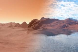 На Марсе нашли исчезнувшую воду
