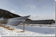 В МГУ испортили золотые солнечные батареи