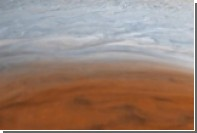 Недра Большого красного пятна Юпитера показали на видео