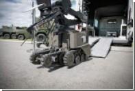 Американцы испугались боевых роботов из России