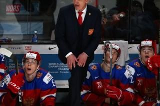 Российские хоккеисты забросили пять шайб белорусам на молодежном чемпионате мира