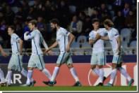 «Зенит» остался непобедимым в Лиге Европы