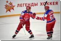Завершились полуфиналы Кубка Легенд по хоккею