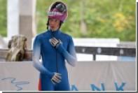 Наказанная за допинг россиянка выиграла чемпионат Европы по скелетону