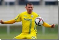 Российского футболиста захотели отправить в сборную Украины