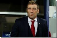 Тренер «Спартака» объяснил крупнейшее поражение в истории клуба