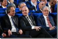 ФИФА поблагодарила Мутко за хорошую работу