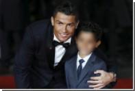 Сын Роналду лишился страницы в соцсети после признания Месси кумиром