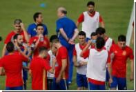 Сборной Испании пригрозили отстранением от ЧМ-2018