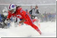 Футбольный матч в снегу сравнили с битвой из «Звездных войн»