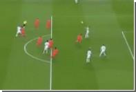 Защитник «Зенита» забил победный гол в падении через себя