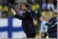 Тренер испанского клуба протаранил кабана и отделался царапинами