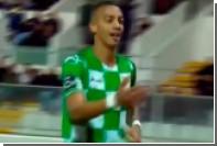 Португальский вратарь по ошибке принес победу команде соперника