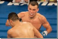 Российский боксер Власов одержал победу нокаутом