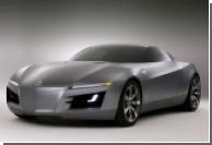 Honda представила прототип будущего Acura NSX