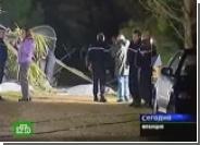 Во Франции вертолет упал на парковку