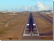 Аэропорт испанского курорта Тенерифе закрыт из-за пожара