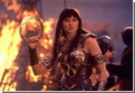 Королева воинов Зена переквалифицировалась в певицу