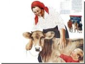 Россия за 10 лет потеряла половину фермеров
