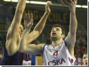 Игрок ЦСКА признан лучшим баскетболистом Европы