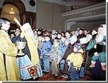 В храмах Свердловской области проходят праздничные водосвятные молебны