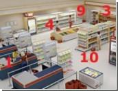Правила флирта в супермаркетах