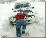 Болгарию и Румынию парализовал снегопад