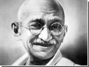Прах Махатмы Ганди развеют над морем