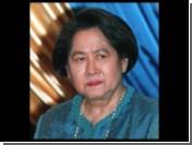 Скончалась единственная сестра короля Таиланда