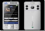 Концепт Sony Ericsson W520i: Музофон с сенсорным дисплеем