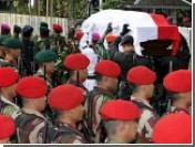 В Индонезии прошли похороны бывшего президента страны Сухарто