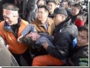Из-за разлива нефти корейский рыботорговец выпил яд и поджег себя