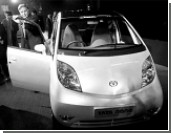 Самое дешевое авто показали в Индии