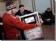Ночью в Кутаиси разгромили избирательный участок