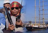У берегов Сомали найдено тело утонувшего пирата с $153 тысячами