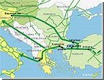 """Молдавия не видит возможности присоединения к газопроводу """"Набукко"""""""