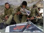 Израиль отправил в Газу резервистов