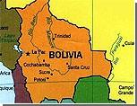 Боливия разрывает дипотношения с Израилем из солидарности с палестинцами