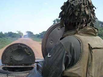 "Армия Шри-Ланки захватила столицу ""Тамильских тигров"""