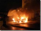 Во Франции в новогоднюю ночь сожгли более 400 машин