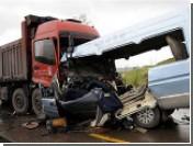 За год в автомобильных катастрофах погибли 73 тысячи китайцев