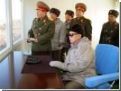 Ким Чен Ир посетил танковую дивизию