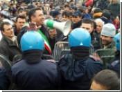 В Италии взбунтовались 700 нелегальных иммигрантов