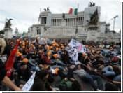 В Италии ограничат места проведения демонстраций и митингов