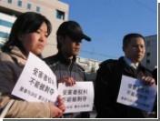 В Китае казнят производителей отравленного молока