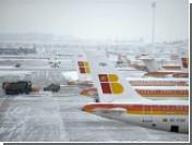 """Работа мадридского аэропорта """"Барахас"""" полностью восстановлена"""