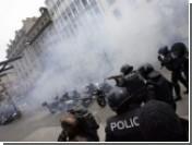 Митинг противников форума в Давосе закончился массовыми беспорядками