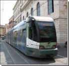 Трамвай столкнулся с подвижным составом. Есть пострадавшие