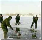 На Крещение 70 человек ушли под лед
